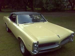 1967 Pontiac Lemans Convertible 326 V8 4 Speed Manual Air