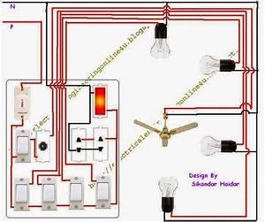 Wiring Switches And Schematics A Room With Diagram