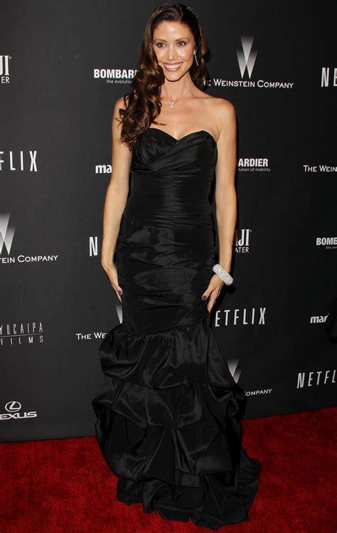 Shannon Elizabeth - 2014 Golden Globe Awards After Party