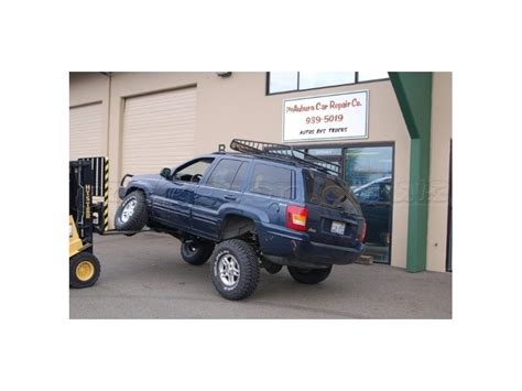 jeep lift kit box jeep grand cherokee wj wg 4 5 quot lift kit suspension long