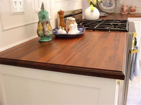Installed Products Gallery ? CafeCountertops?   Solid Wood