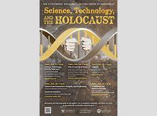 Holocaust Lecture Series Arleen Tuchman on Eugenics VU