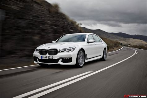 Bmw 7 Series by 6 110 Bmw 7 Series Recalled In The Us Due To Faulty Airbag