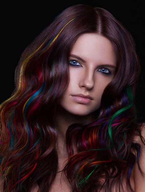 Colourplay Colorful Hair Editorial Hair Colors Ideas
