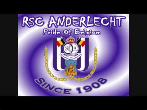 anderlecht champion op zen brussels youtube