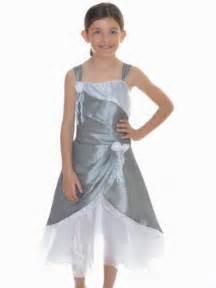 robe grise mariage la mode des robes de robe ceremonie fille blanche et grise