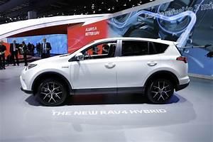 Nouveau Rav4 Hybride : salon de francfort 2015 toyota rav4 hybride retour en gr ce l 39 argus ~ Maxctalentgroup.com Avis de Voitures