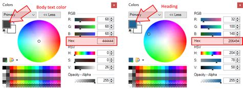 how to get color code from image increase your website