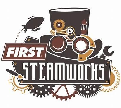Steamworks Robots Wikipedia Frc Svg Robotics Team