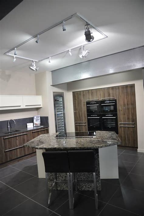 kitchen track lighting systems showroom track lighting electricsandlighting co uk 6323