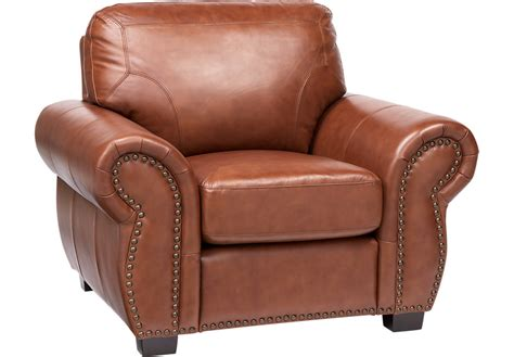 balencia light brown leather chair chairs brown