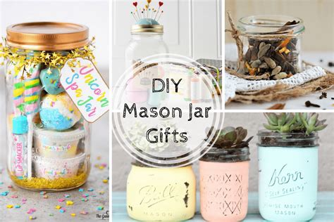 30 mason jar gift ideas for christmas that people will