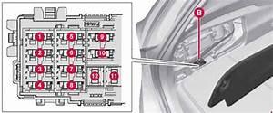Volvo V60 Plug-in Hybrid  2014 - 2018  - Fuse Box Diagram