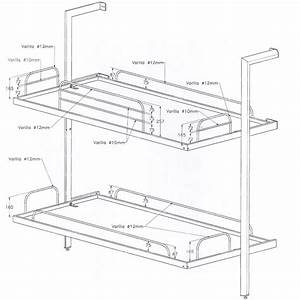 Buy Sellex La Literal Folding Bunk Bed  U2013 Modern Folding