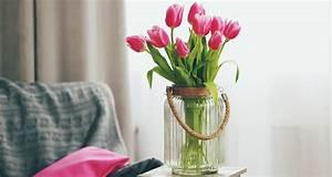Tulpen In Vase : tulpen in der vase f r mehr tipps zum garten und pflanzen schauen sie auch auf ~ Orissabook.com Haus und Dekorationen