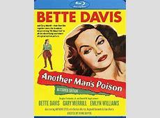 Another Man's Posion Bluray Bette Davis