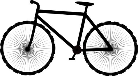 bike background bicycle clipart transparent background pencil and in