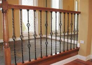 Installing Iron Stair Balusters