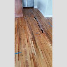 Repairing Water Damaged Hardwood Floors  Mr Floor Chicago