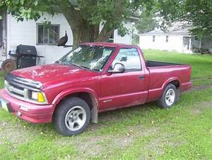 Sell Used 97 Chevy S10 Pickup Truck For Parts Or Repair