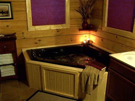 Branson Cabins With Tub by Branson Log Cabin Tub Firepl Vrbo