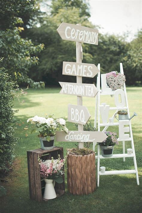 Garden Decoration Wedding by Best 25 Garden Wedding Ideas On