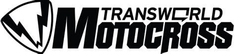 transworld motocross logo robbie maddison 39 s pipe dream