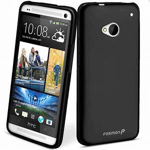 New For Htc One M7 Tpu Soft Durable Gel Frosted Rubber Case Cover Skin Shell Hot
