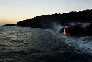 Apphoto Aptopix Hawaii Lava Flow