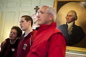 Freshman Parents Weekend | Harvard Gazette