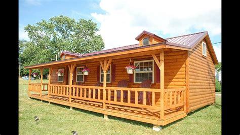 amish cabin company appalachian model youtube