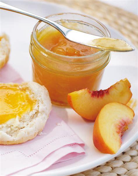 Gingered Peach Butter Recipe