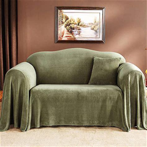 mainstays plush sofa furniture throw green artichoke