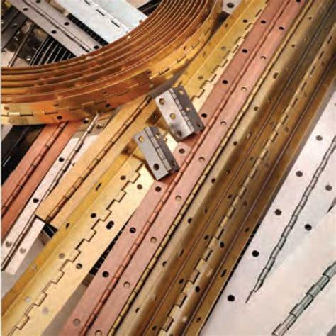 piano hinge door 2 quot x 72 quot brass piano hinge 50 bx 1479