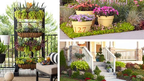 Creative Garden Ideas And Landscaping Tips