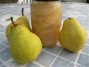 Conservation Des Poires : poires au sirop ~ Melissatoandfro.com Idées de Décoration