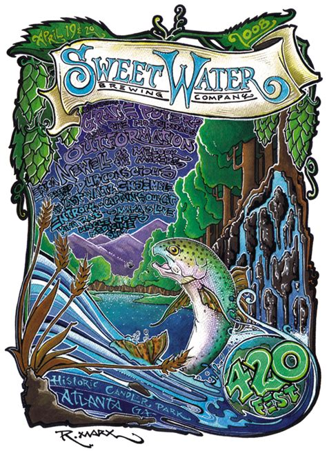 SweetWater Brewing Company - 420 Fest