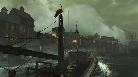 fallout   harbor dlc   home vg