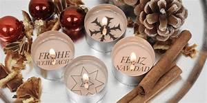 Teelichter Selber Basteln : teelichter mit botschaft weihnachtsdekoration selber basteln mit vorlage sintre ~ Eleganceandgraceweddings.com Haus und Dekorationen