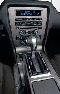 2011 Ford Mustang GT Interior