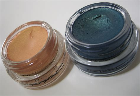 can you guess the mac paint pots makeup and