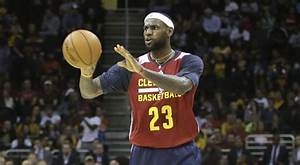 Cavs News: LeBron James (Ankle) to Miss Preseason Opener ...