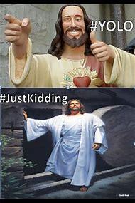 Jesus Christ Funny Memes