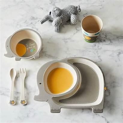 Bamboo Dinnerware Playful Food52