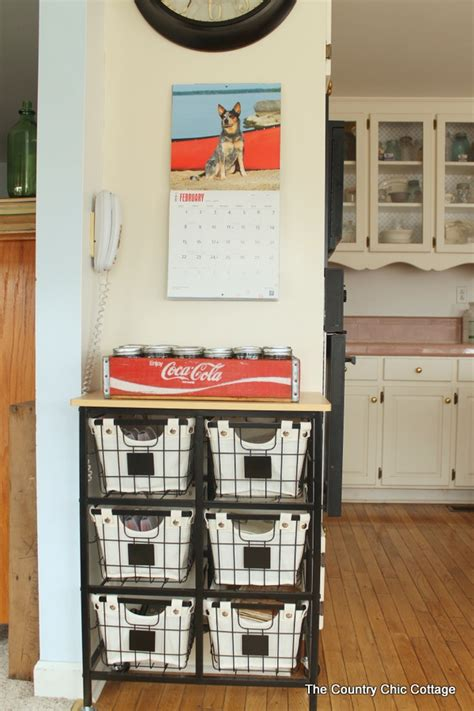 country kitchen storage 20 farmhouse kitchen storage ideas hative 2896