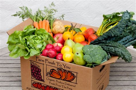 Farm Fresh To You, Capay Organic