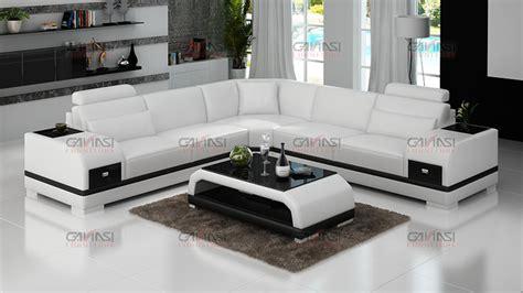 Ecksofa Modern Design by Ganasi Simple Corner Sofa Design Modern Corner Sectional