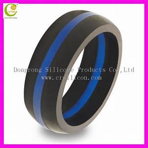 wholesale embossed customized colorful silicone wedding With custom silicone wedding rings