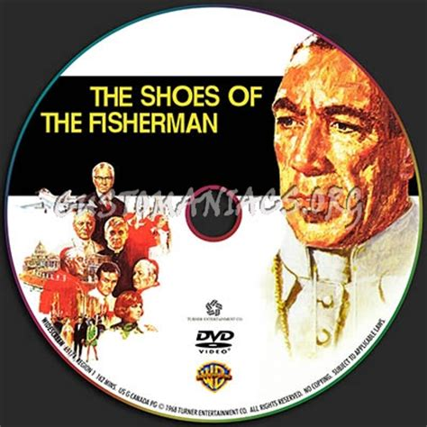 shoes   fisherman dvd label dvd covers labels
