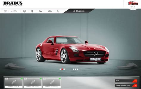 Brabus Online Car Configurator Launched